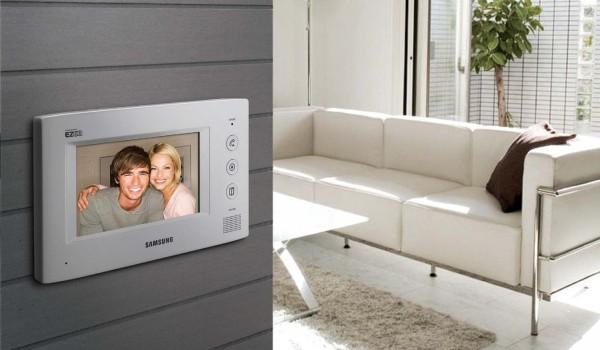 Home video intercom system