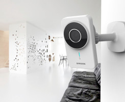 Home surveillance camera systems