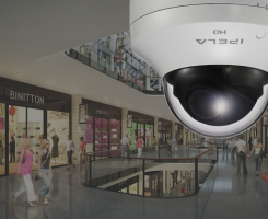 shopping mall surveillance camera systems